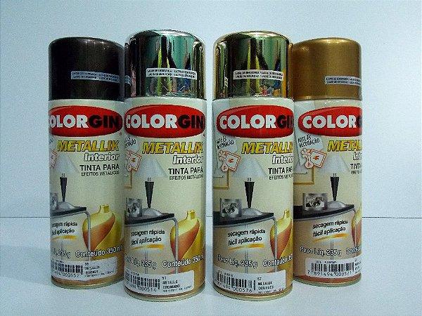 Jet Metalik Color 350ml