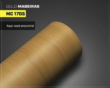 VINIL GOLD MADEIRA C/ 1,22M DE LARGURA ( METRO )