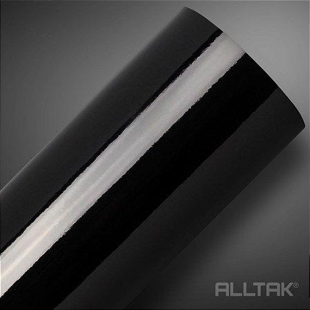 VINIL ADESIVO BLACK PIANO ALLTAK 1,38X25M - TUNING