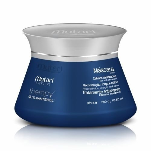 Máscara Therapy M.Pantenol Everyday 300g