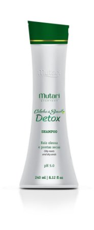 Shampoo Detox Everyday 240ml