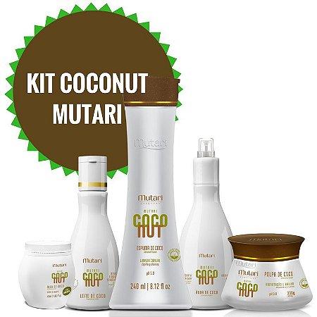 Kit Mutari Coconut Completo
