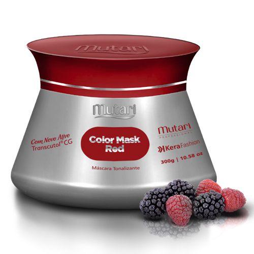 Color Mask Red Máscara Tonalizante 300g