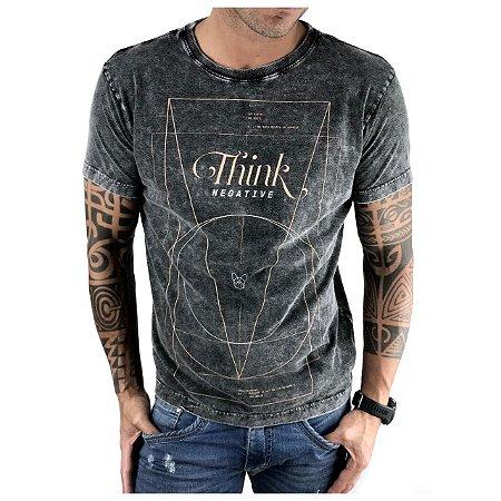 T-Shirt Negative Think