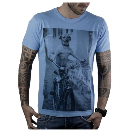 T-Shirt Dog Ride
