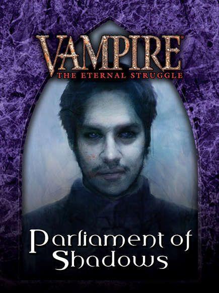 VTES - Starter Parliament of Shadows (Lasombra)