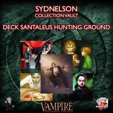 VTES - Deck Santaleous Hunting Ground