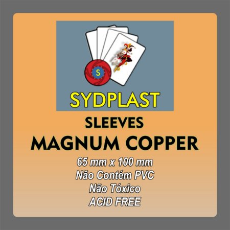 Sleeves Magnum Copper