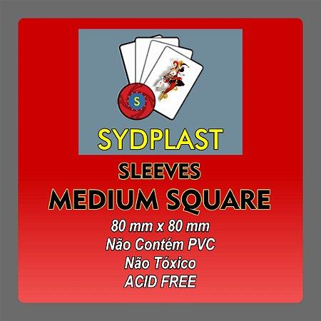 Sleeves Quadrado Medium Square