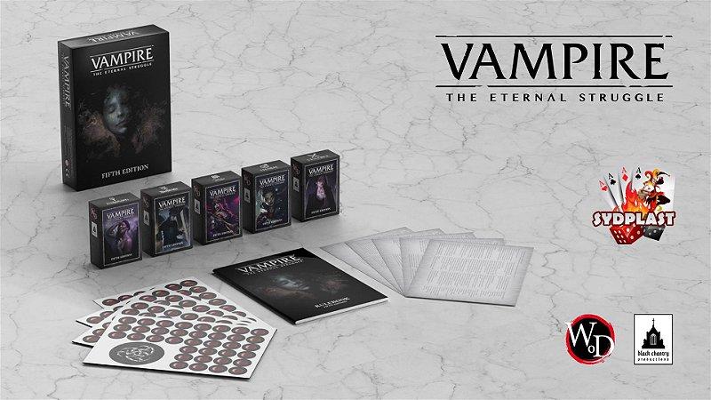 VTES - Fifth Edition (PRÉ VENDA)