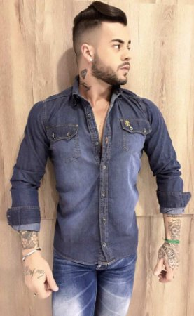 Camisa JTK jeans m1