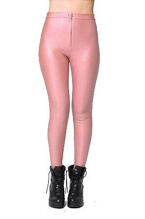 Calça rosê hot pants