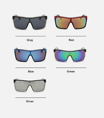 Óculos Esportivo UV 400, Jet Ski, Ciclismo, Corrida.