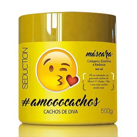 Máscara de Tratamento Eico Seduction #AmoooCachos 500g