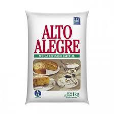AÇUCAR ALTO ALEGRE  REFINADO 1KG