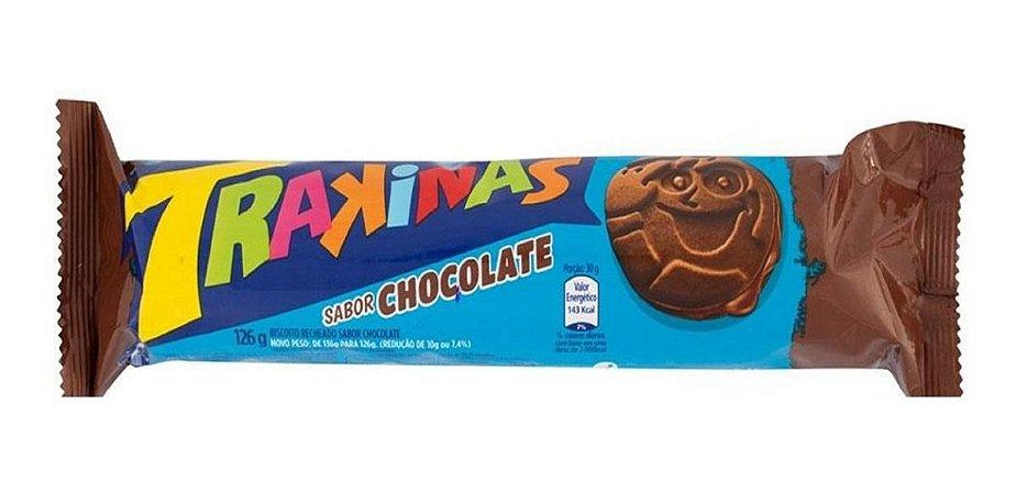 BISCOITO CHOCOLATE TRAKINAS