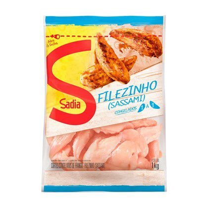 FILEZINHO DE FRANGO SASSAMI 1 KG