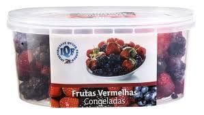 FRUTAS VERMELHAS CONGELADAS DEMARCHI 450G