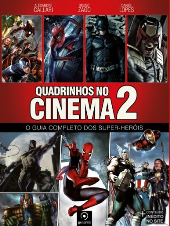 Quadrinhos no cinema 2
