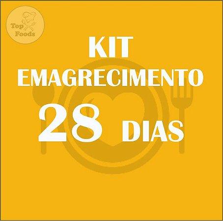 KIT EMAGRECIMENTO 28 DIAS