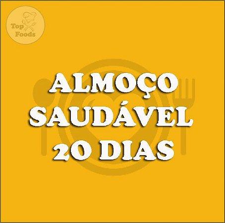 KIT ALMOÇO SAUDÁVEL 20 DIAS