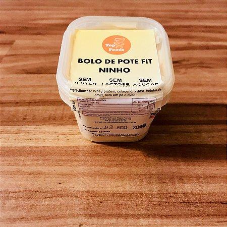 BOLO DE POTE NINHO FIT