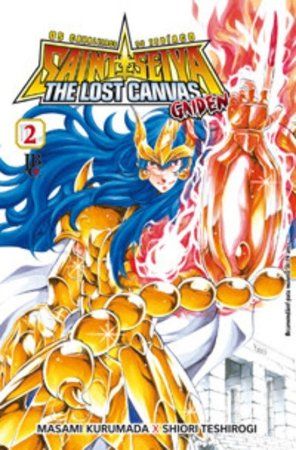 Os Cavaleiros do Zodíaco: The Lost Canvas Gaiden #02