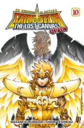 Os Cavaleiros do Zodíaco: The Lost Canvas Gaiden #10