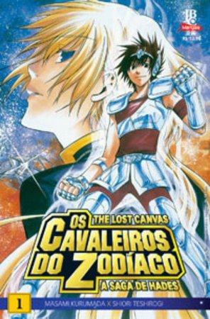 Os Cavaleiros do Zodíaco – The Lost Canvas: A Saga de Hades #01