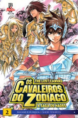 Os Cavaleiros do Zodíaco – The Lost Canvas: A Saga de Hades #02