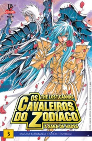 Os Cavaleiros do Zodíaco – The Lost Canvas: A Saga de Hades #03