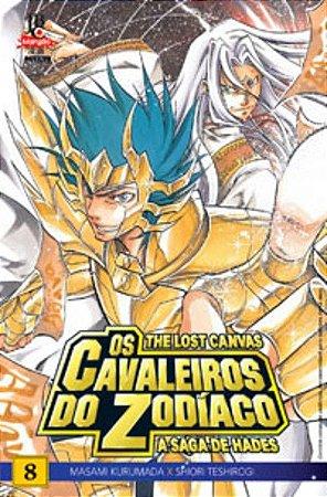 Os Cavaleiros do Zodíaco – The Lost Canvas: A Saga de Hades #08