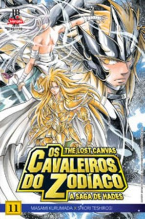 Os Cavaleiros do Zodíaco – The Lost Canvas: A Saga de Hades #11