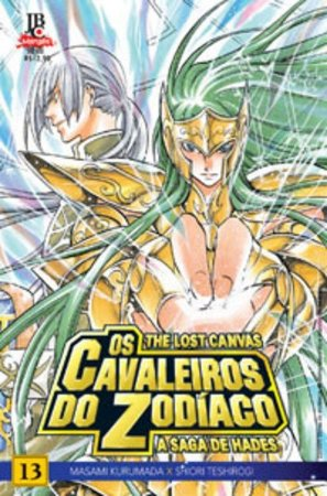 Os Cavaleiros do Zodíaco – The Lost Canvas: A Saga de Hades #13