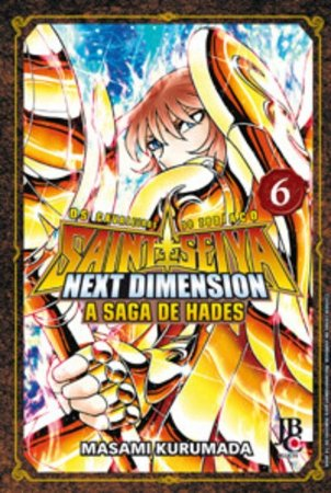 CDZ – Next Dimension: A Saga de Hades #06