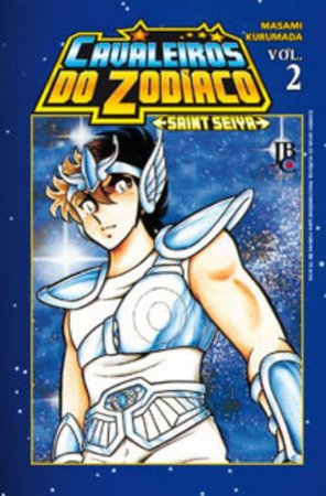 Cavaleiros do Zodíaco - Saint Seiya #02