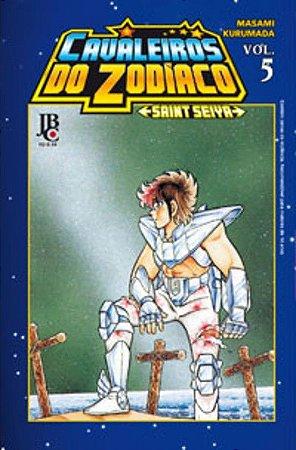 Cavaleiros do Zodíaco - Saint Seiya #05