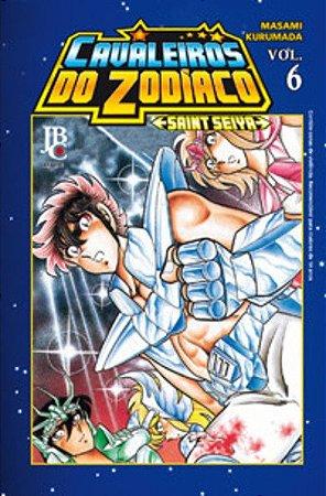 Cavaleiros do Zodíaco - Saint Seiya #06