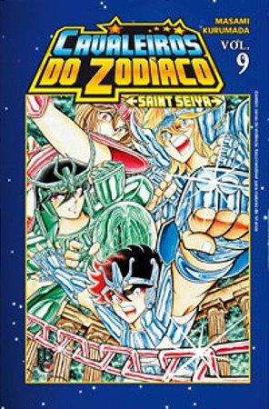 Cavaleiros do Zodíaco - Saint Seiya #09