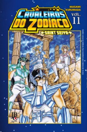 Cavaleiros do Zodíaco - Saint Seiya #11