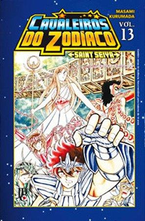 Cavaleiros do Zodíaco - Saint Seiya #13