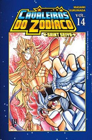 Cavaleiros do Zodíaco - Saint Seiya #14