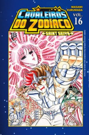 Cavaleiros do Zodíaco - Saint Seiya #16