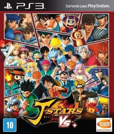J-Star Victory Vs+ - PS3