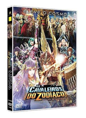Os Cavaleiros do Zodíaco: A Lenda do Santuário - DVD