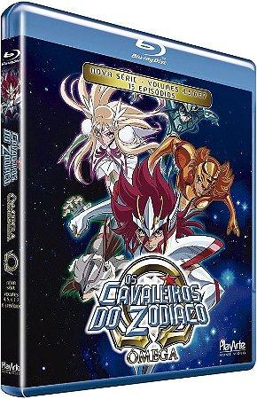 Os Cavaleiros do Zodíaco Ômega: Vol. 2 – Blu-ray