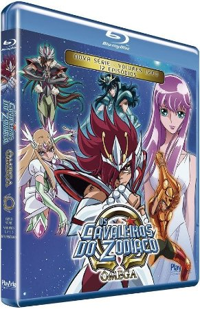Os Cavaleiros do Zodíaco Ômega: Vol. 1 – Blu-ray