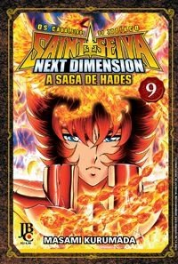 CDZ – Next Dimension: A Saga de Hades #09