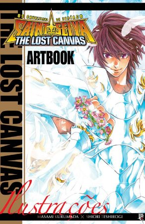 Os Cavaleiros do Zodíaco: The Lost Canvas – Artbook