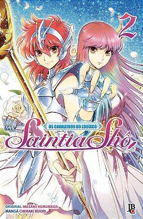 Os Cavaleiros do Zodíaco: Saintia Shô #02